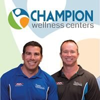 Champion Wellness Centers