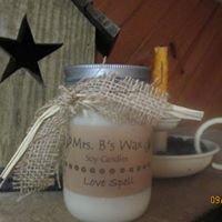 Mrs. B's Wax