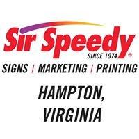Sir Speedy Hampton Virginia