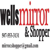 Wells Mirror & Shopper