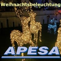 Party- und Weihnachtsbeleuchtung