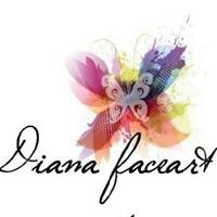 Diana faceart דיאנה ציורי פנים וגוף