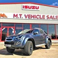 M.T Vehicle Sales / Isuzu Dealership