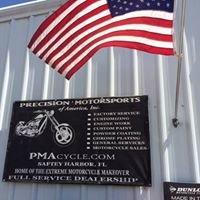 Precision Motorsports of America