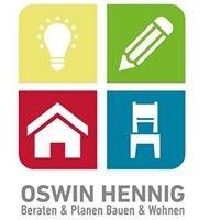 Oswin HENNIG - Beraten & Planen  Bauen & Wohnen
