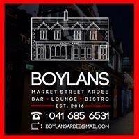 Boylans Bar, Lounge & Market Street Bistro Ardee