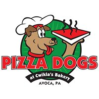 Pizza Dogs at Cwikla's Bakery