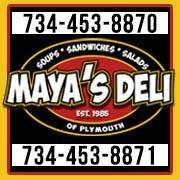 Maya's Deli of Plymouth
