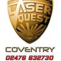Laser Quest Coventry