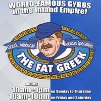 The Fat Greek