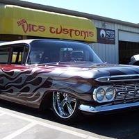 Big Vics customs