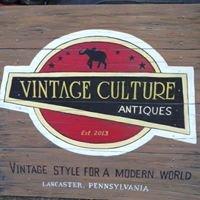 Vintage Culture Antiques