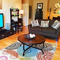 Chattanooga Southside Retreat-Fully furnished corporate/vacation rental