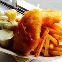 Surfside Fish and Chips at the Comox Dock