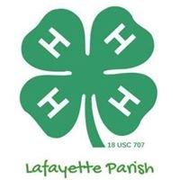Lafayette Parish 4-H