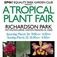 A Tropical Plant Fair