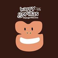 Happy Gorillas Photobooth