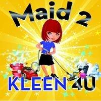 Maid 2 Kleen 4 U, LLC