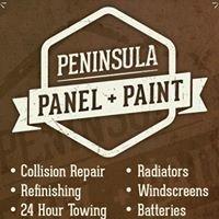 Peninsula Panel + Paint