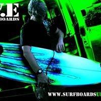 W.E Surfboards