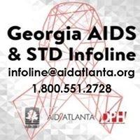 Georgia HIV and STD Infoline