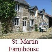 St. Martin Farmhouse