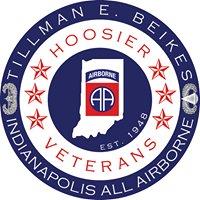 Tillman E. Beikes - Indianapolis All Airborne Chapter