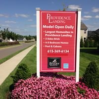 Providence Landing By Beazer Homes