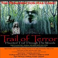 Trail of Terror Holton