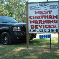 West Chatham Warning Devices