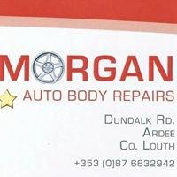 Morgan Autobody Repairs