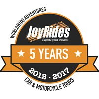 JoyRides Car & MC Tours
