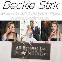 Beckie Stirk - Make Up Artist & Hair Stylist