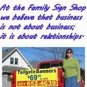 The Family Sign Shop