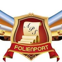 Folienport bei Autoglas ProfiService