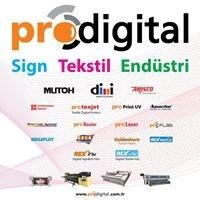 Prodigital Dijital Baskı Makineleri