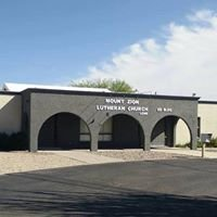 Mt. Zion Lutheran Church, Peoria, AZ