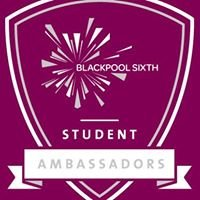 Blackpool Sixth Student Ambassadors