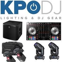 KPODJ Lighting & DJ Gear