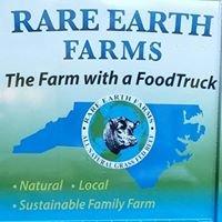 Rare Earth Farms Food Truck