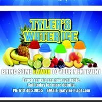 Tyler Water Ice