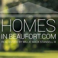 Homes In Beaufort