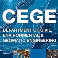 UCL Civil Environmental & Geomatic Engineering
