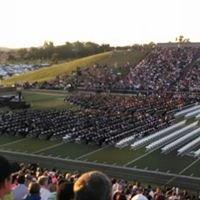 Cameron University football field