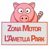 Zona de motor l'Ametlla Park