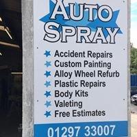 Autospray Axminster
