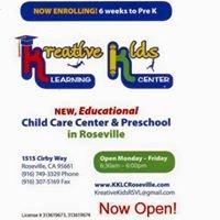 Kreative Kids Learning Center • Roseville