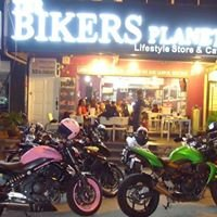 The Bikers Planet Cafe SS15