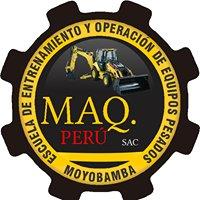 Escuela de Entrenamiento y Operación de Equipos Pesados, MAQ. PERÚ SAC