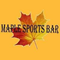 Maple Sports Bar